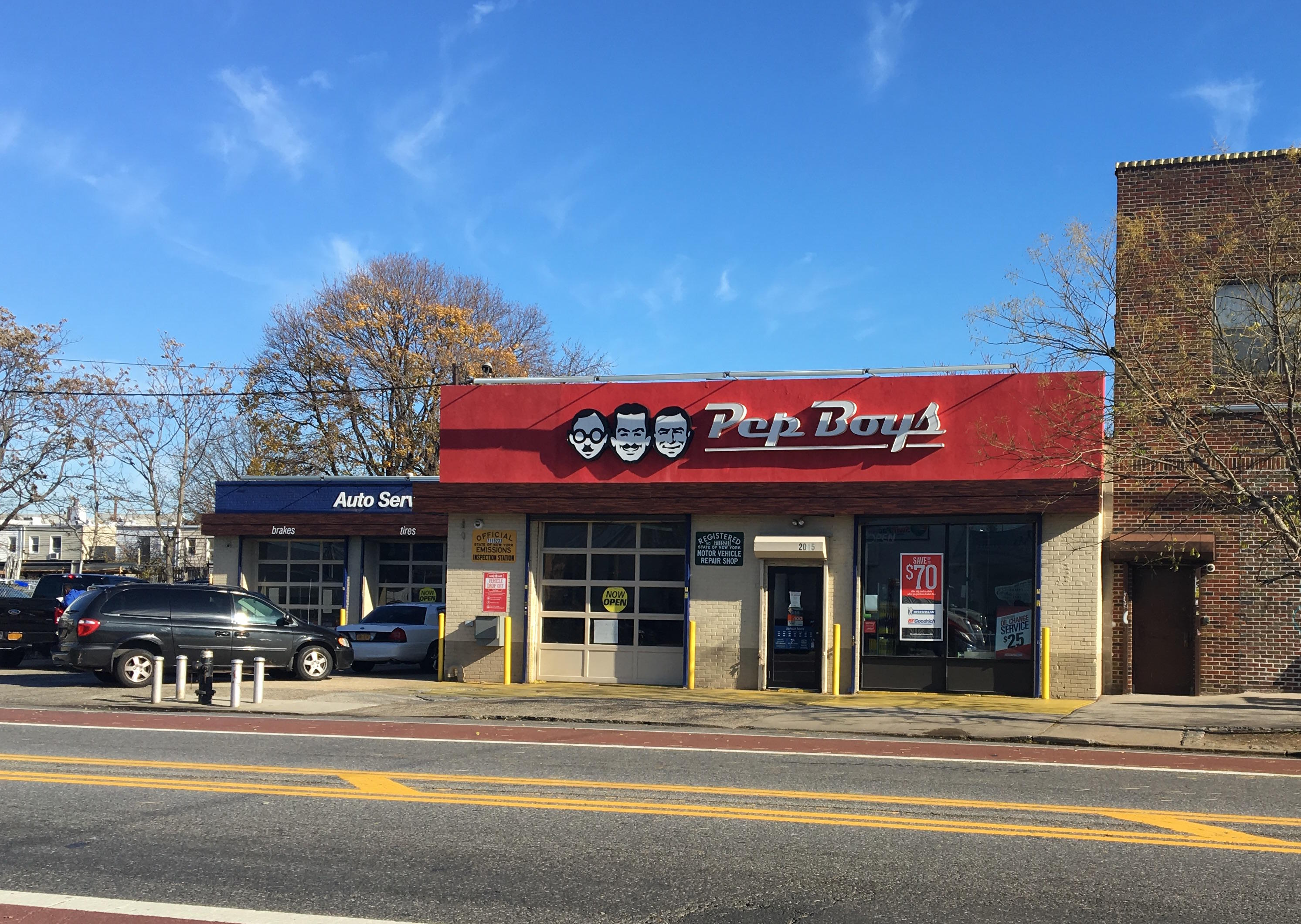 Pep Boys Auto Service & Tire Coupons Brooklyn NY near me ...