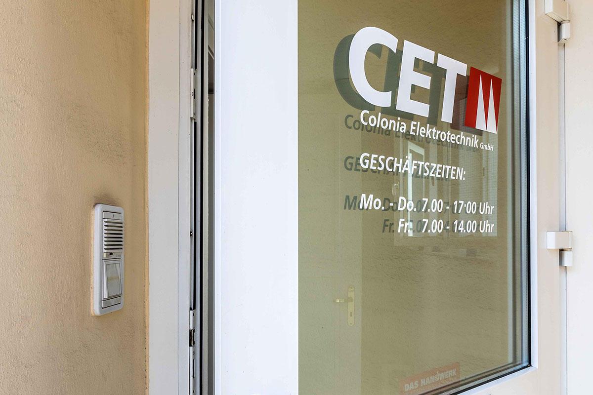 CET GmbH Elektrohandwerk Köln