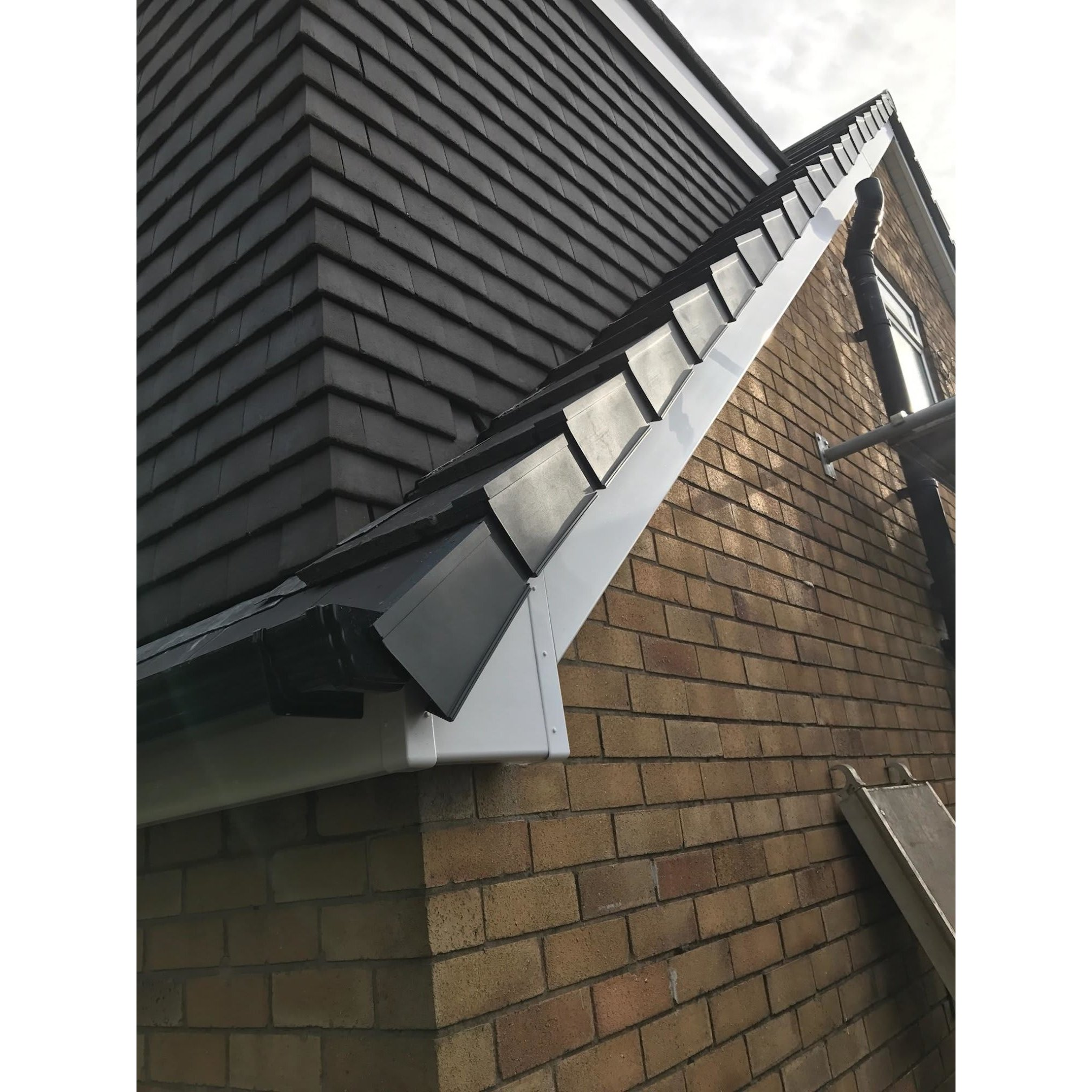 Twinplas Gutter Profile Supply And Installation Of