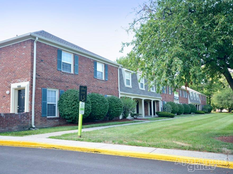 Pangea Riverside Apartments Indianapolis Indiana In