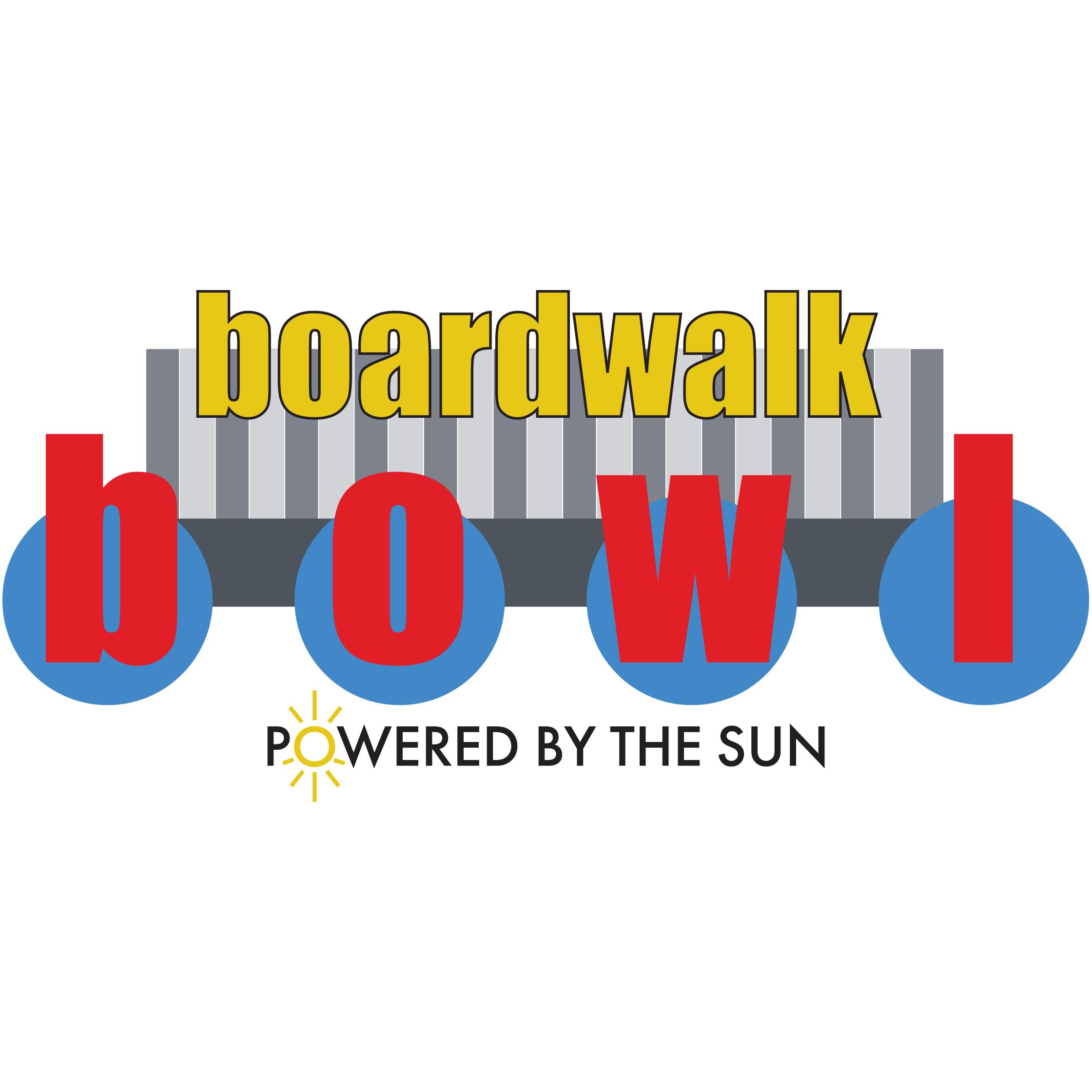 Boardwalk Bowl Entertainment Center