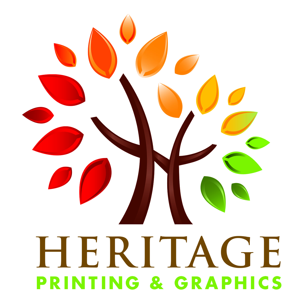 Heritage Printing Graphics Waldorf Maryland Md