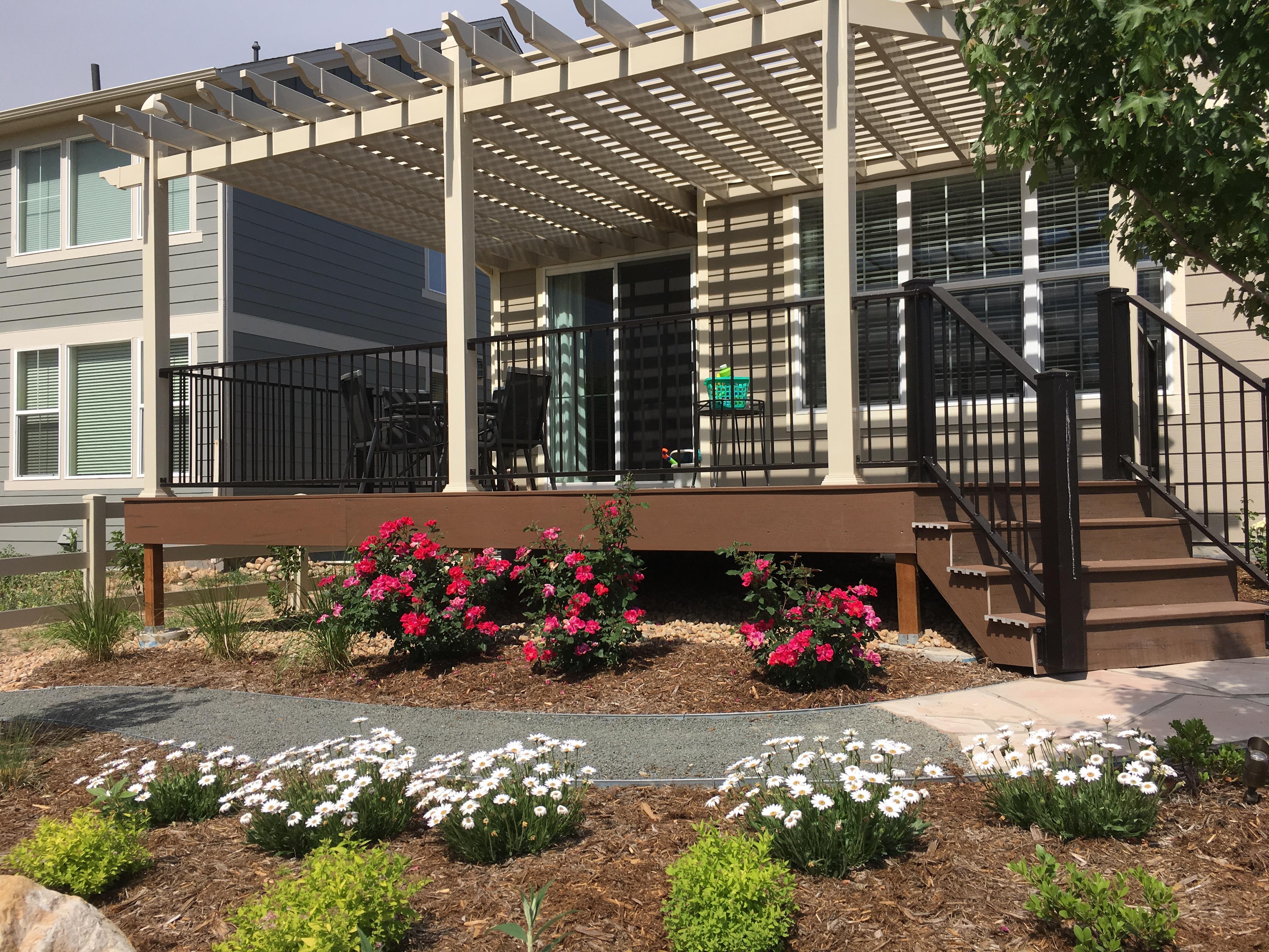 Colorado Vista Landscape Design Inc Windsor Colorado Co