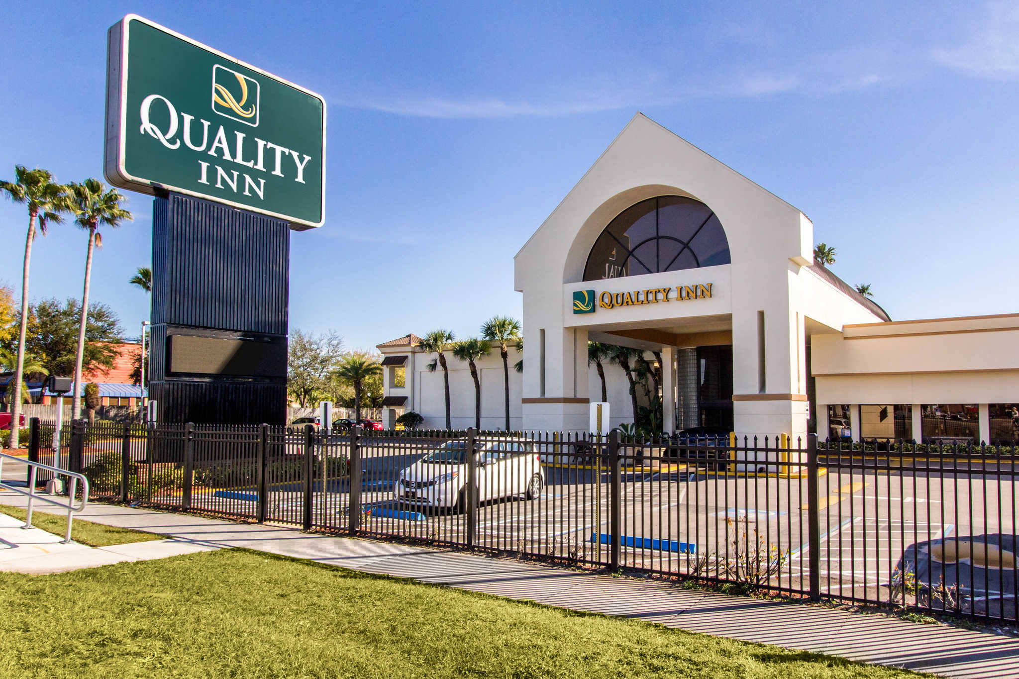 Quality Inn Conference Center Tampa Florida Fl