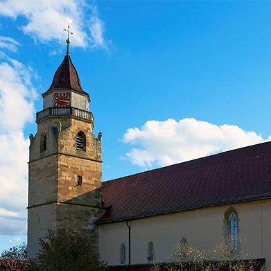 Stadtkirche Leonberg - Evangelische Kirchengemeinde Leonberg-Nord