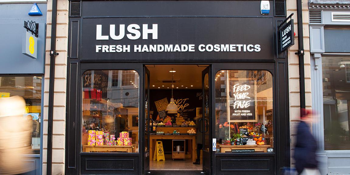 Carlisle shop front