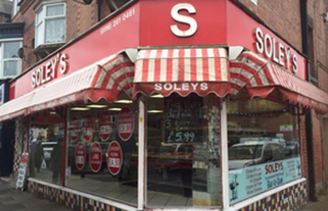 Soleys Halal Meat Centre