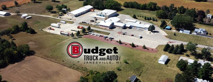 Budget truck and auto inc in janesville wi 53546 for Budget motors of wisconsin