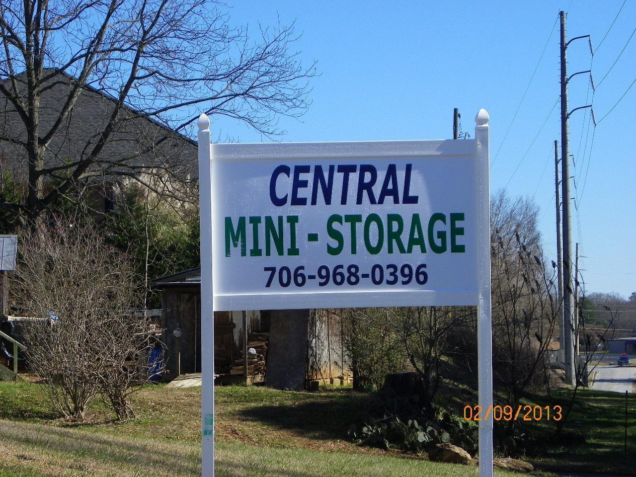 Central Mini-Storage