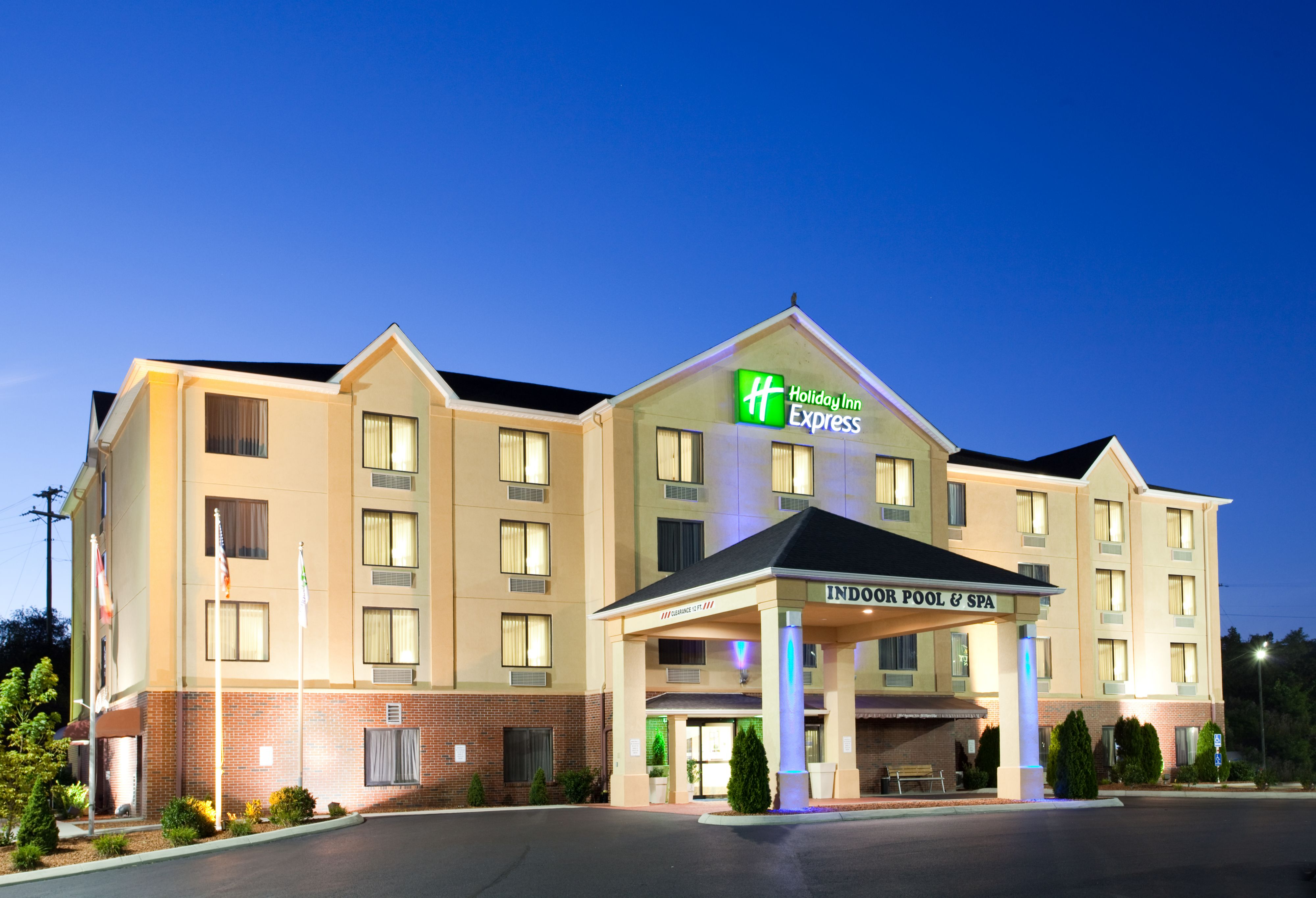 Holiday Inn Express Amp Suites High Point South Archdale