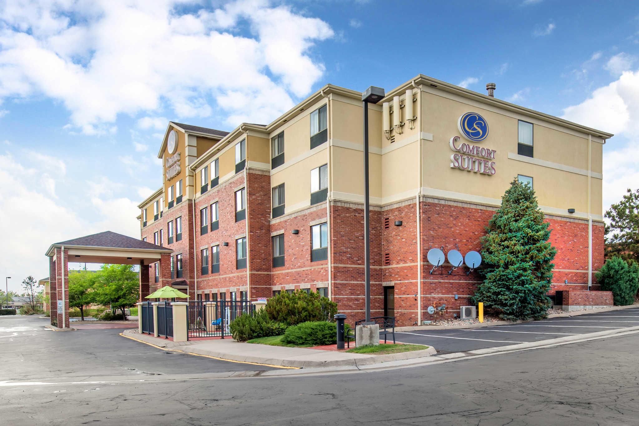 Comfort Suites Highlands Ranch Denver Tech Center Area In Highlands Ranch Co 80126
