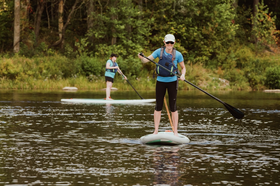 Learn to SUP with Tour