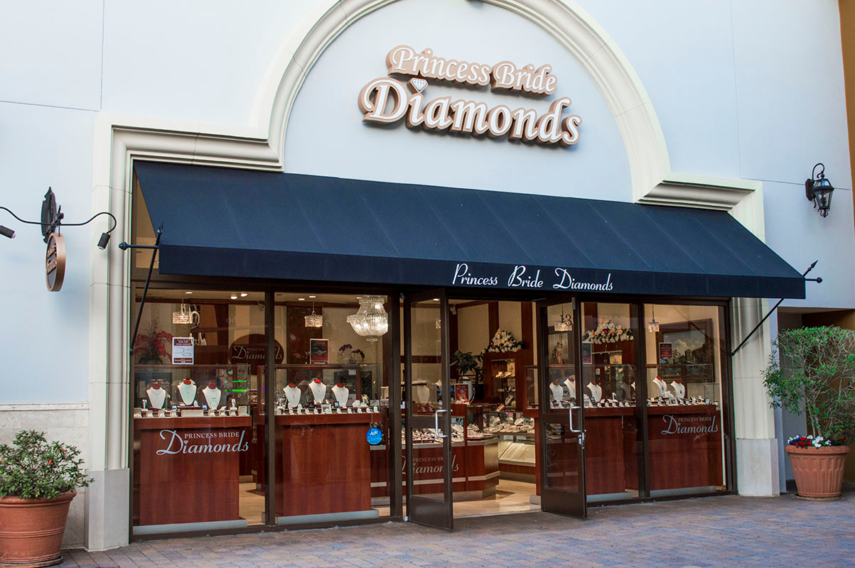 Princess bride diamonds jewelry store coupons near me in for Local jewelry stores near me