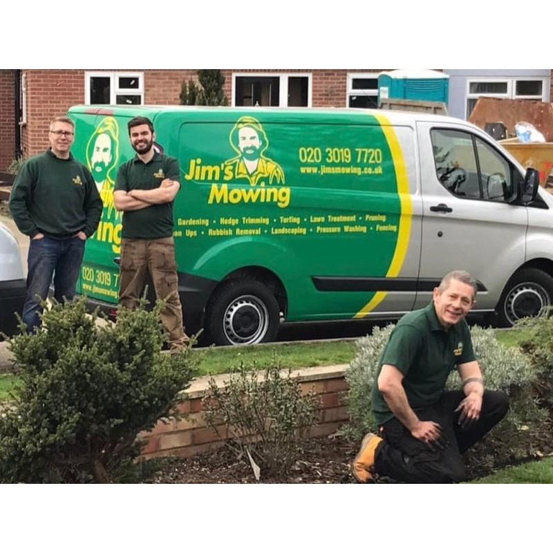 Jims Mowing & Garden Care - Walthamstow - London, London E17 6LU - 07921 262589 | ShowMeLocal.com