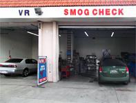 V R Smog Check Test Only - Santa Ana, CA