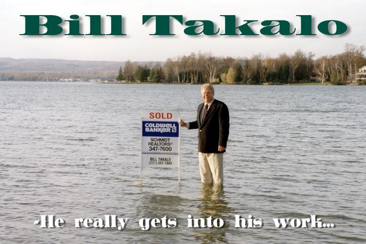 Bill Takalo
