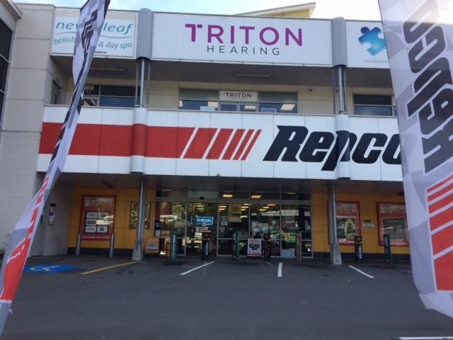 Triton Hearing, Napier