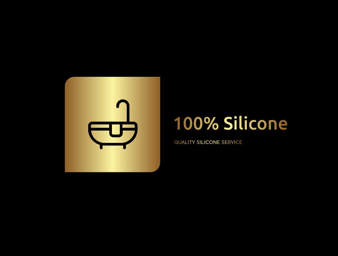 100% Silicone
