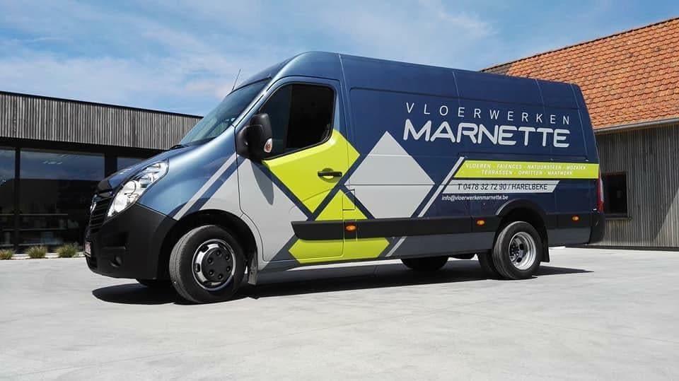 Vloerwerken Marnette