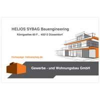 Bild zu Helios Sybag Bauengineering Gewerbe- und Wohnungbau GmbH in Düsseldorf
