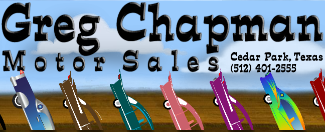 Greg Chapman Motor Sales