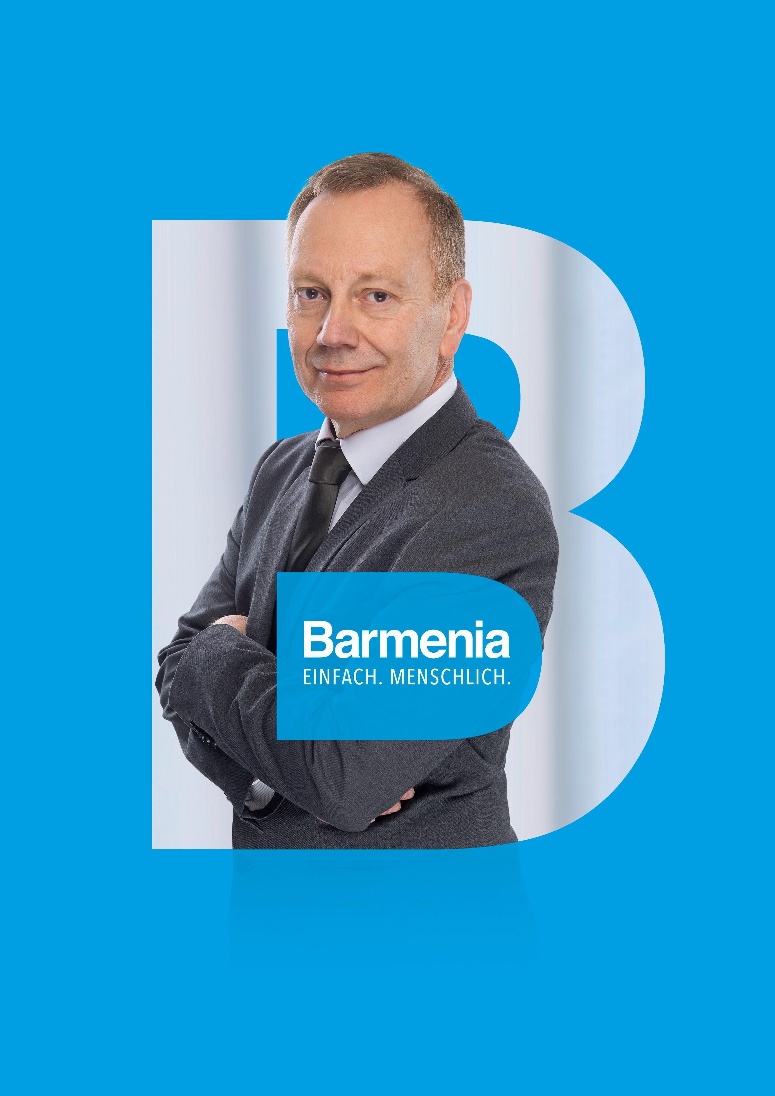 Barmenia Versicherung - Karl-Dieter Kramer