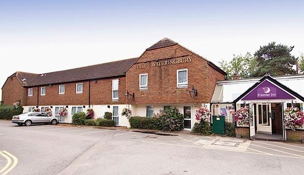 Premier Inn Maidstone Restaurant