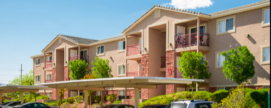 Oasis Palms Apartments St George Utah