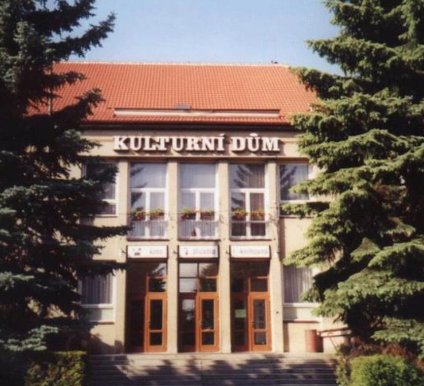 Městské kulturní středisko Trhové Sviny