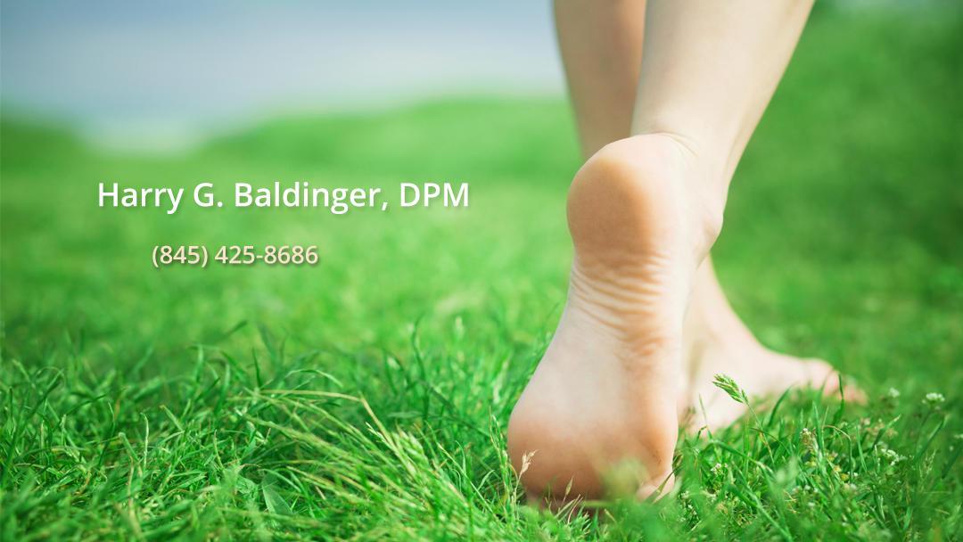 Harry G. Baldinger, DPM