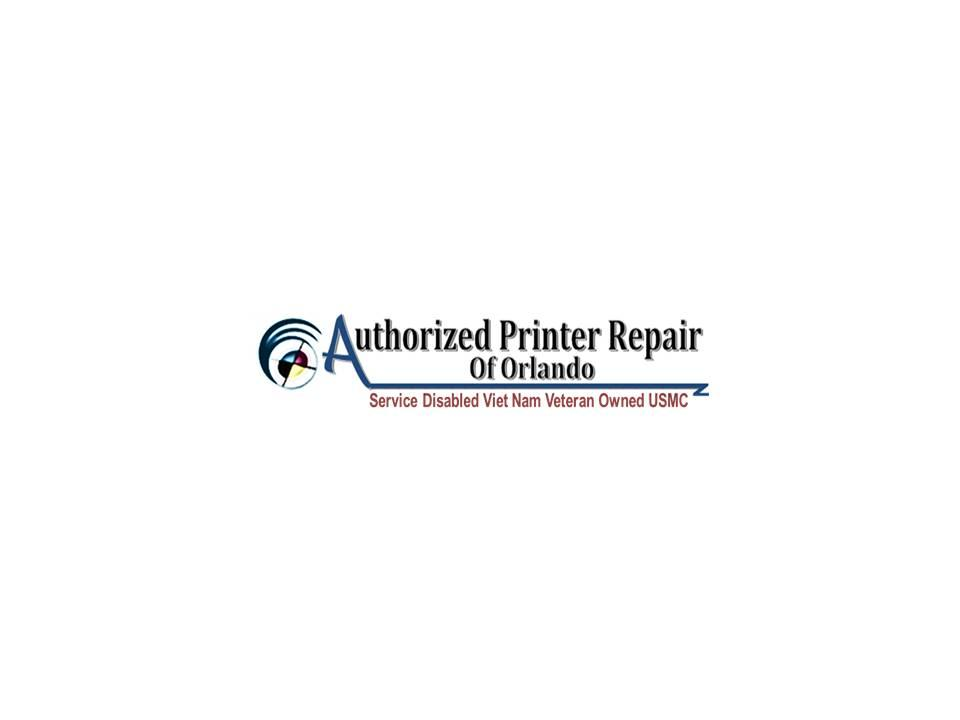 Authorized Printer Repair Of Orlando