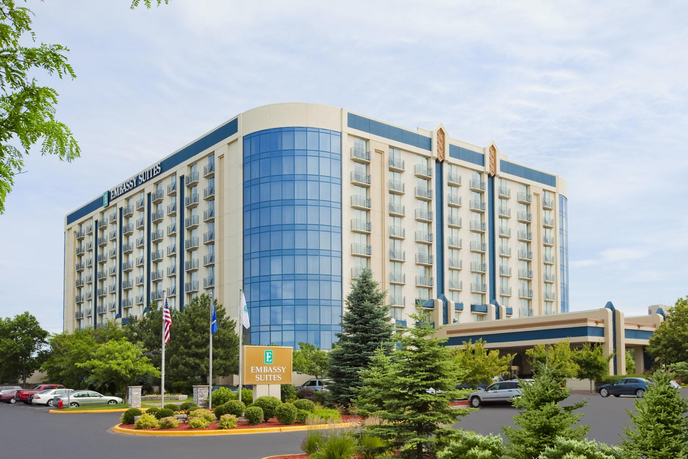 Embassy Suites By Hilton Minneapolis Airport Bloomington Minnesota MN