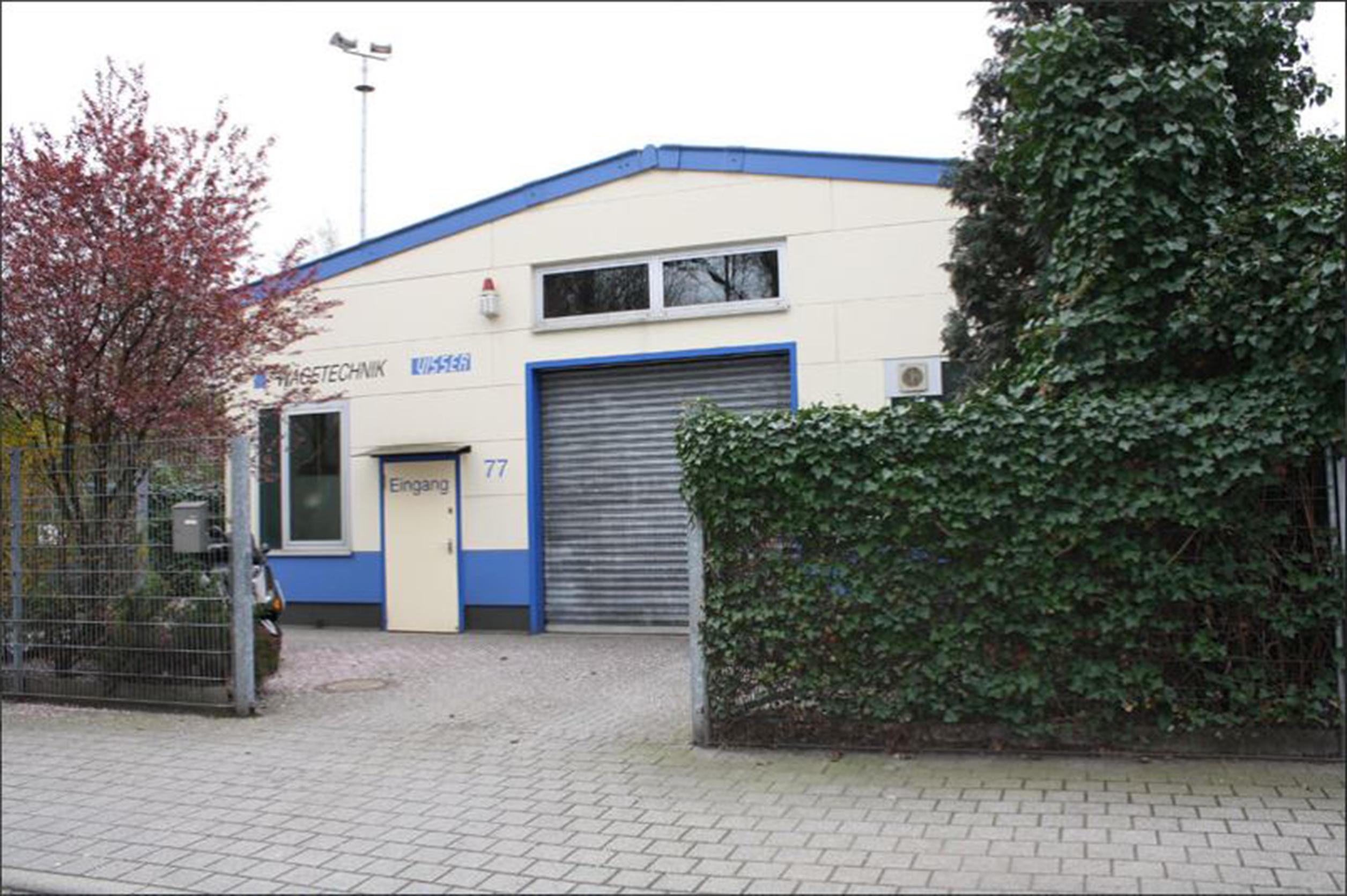 Wägetechnik Heinz Visser GmbH
