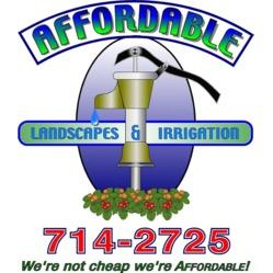 Affordable Landscapes & Irrigation