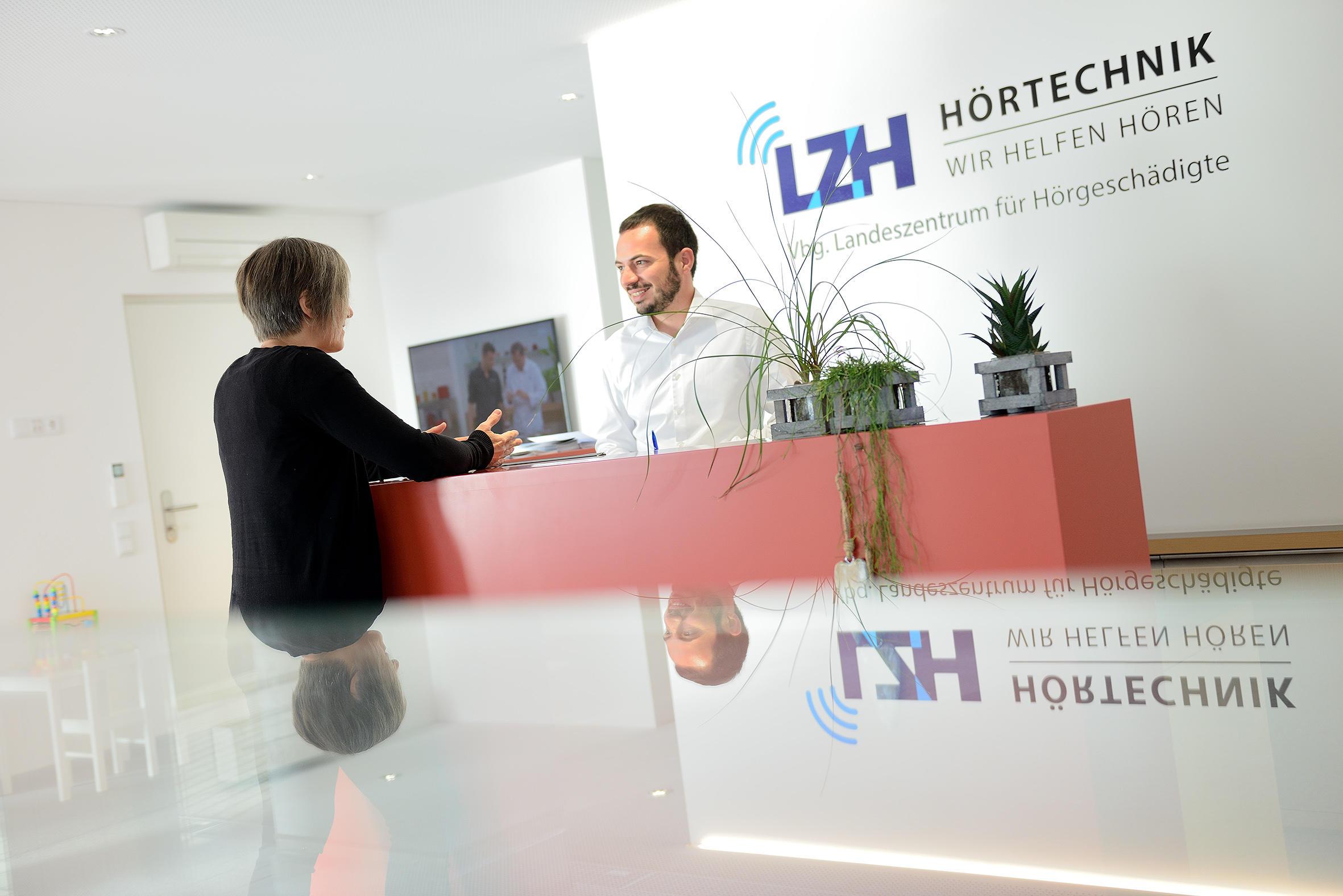 LZH Hörtechnik GmbH im Vbg. Landeszentrum für Hörgeschädigte