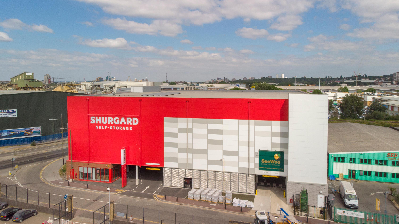 Shurgard Self-Storage Greenwich