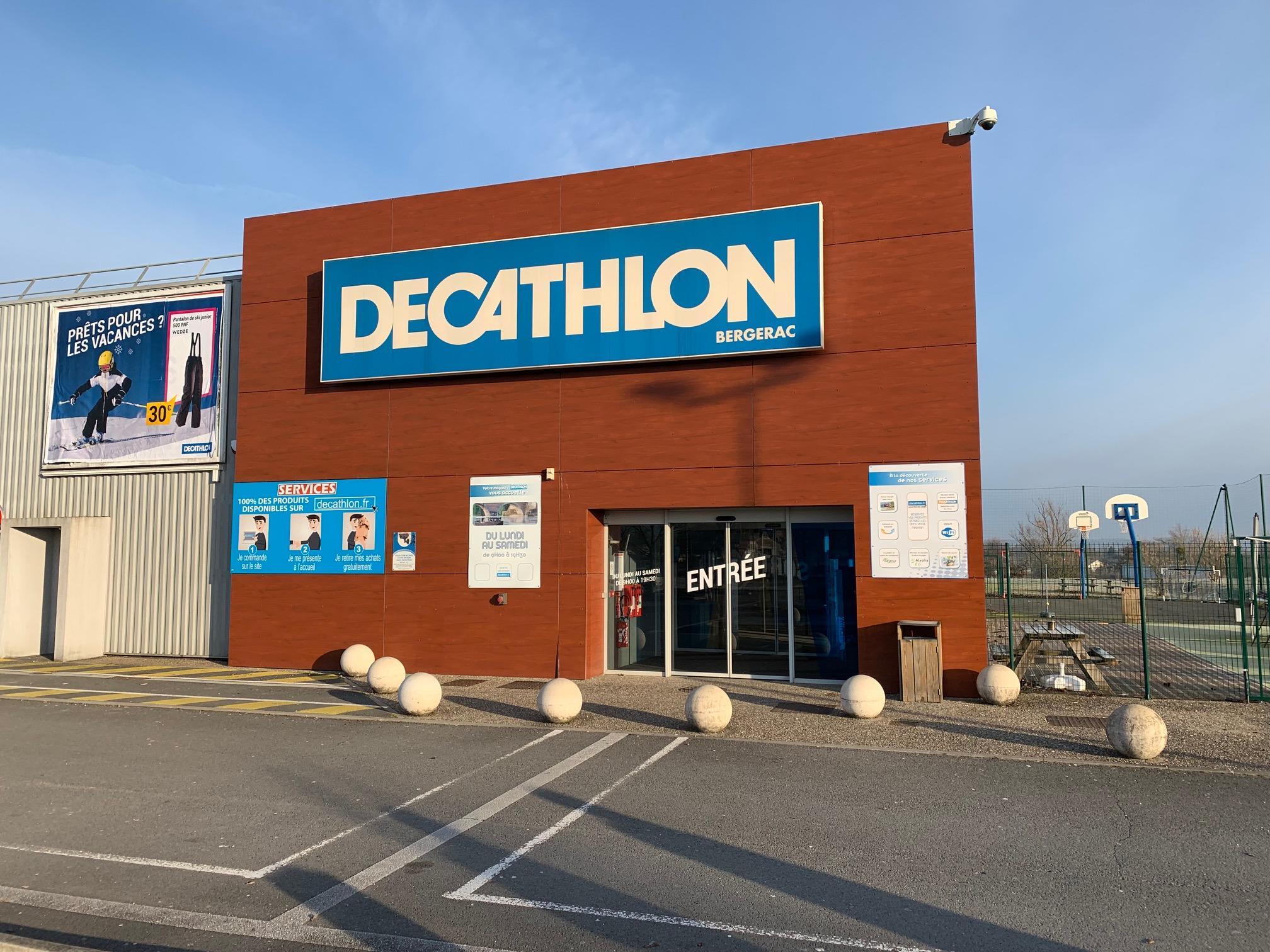Decathlon Bergerac