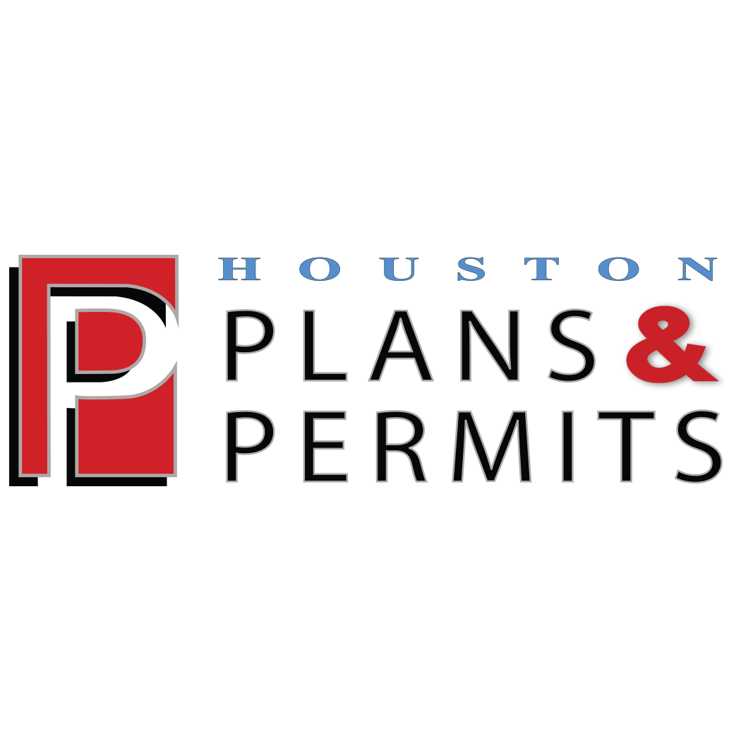 Houston plans and permits landscape design decks and for Architectural plans and permits