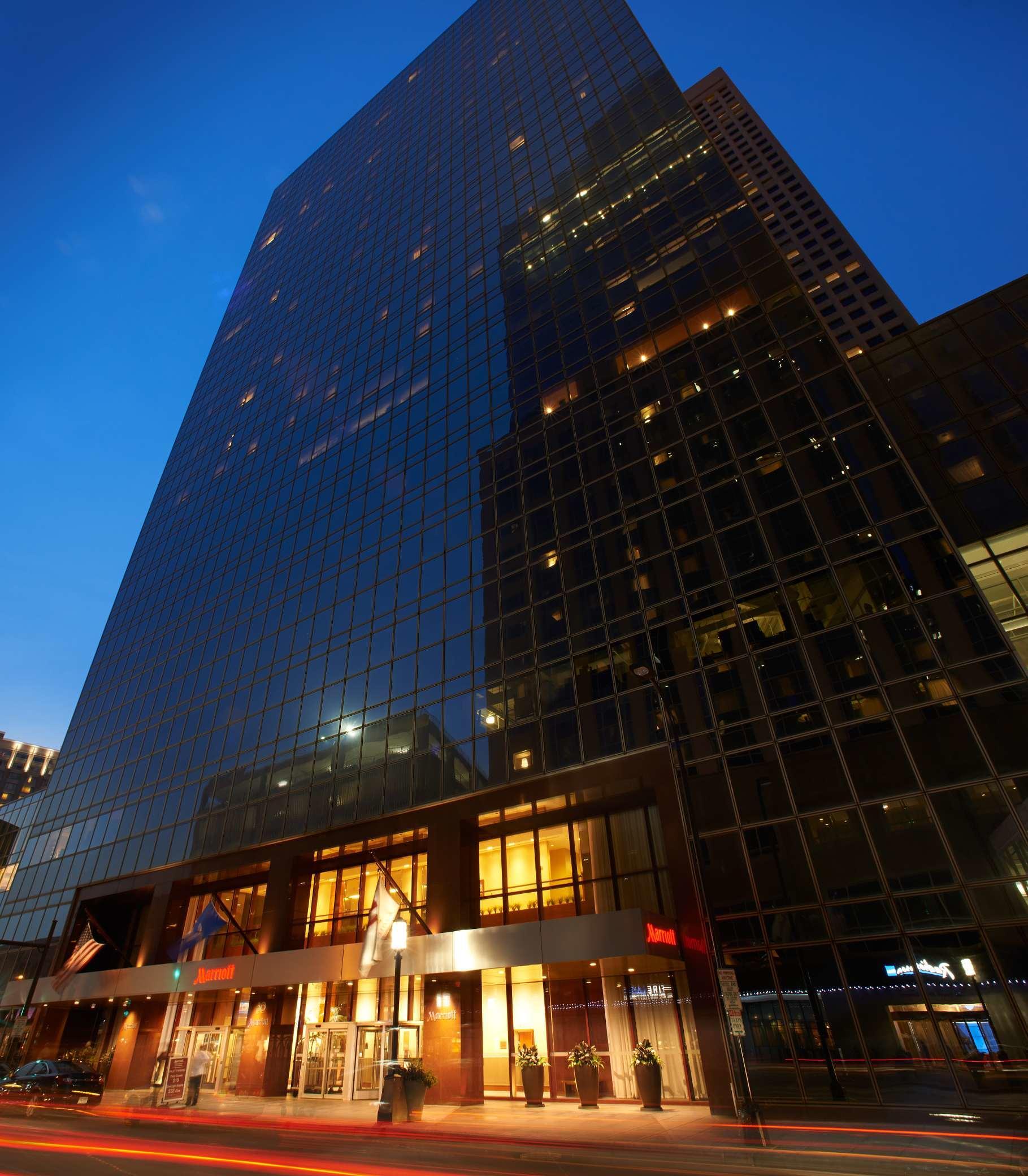 Citycenter: Minneapolis Marriott City Center, Minneapolis Minnesota