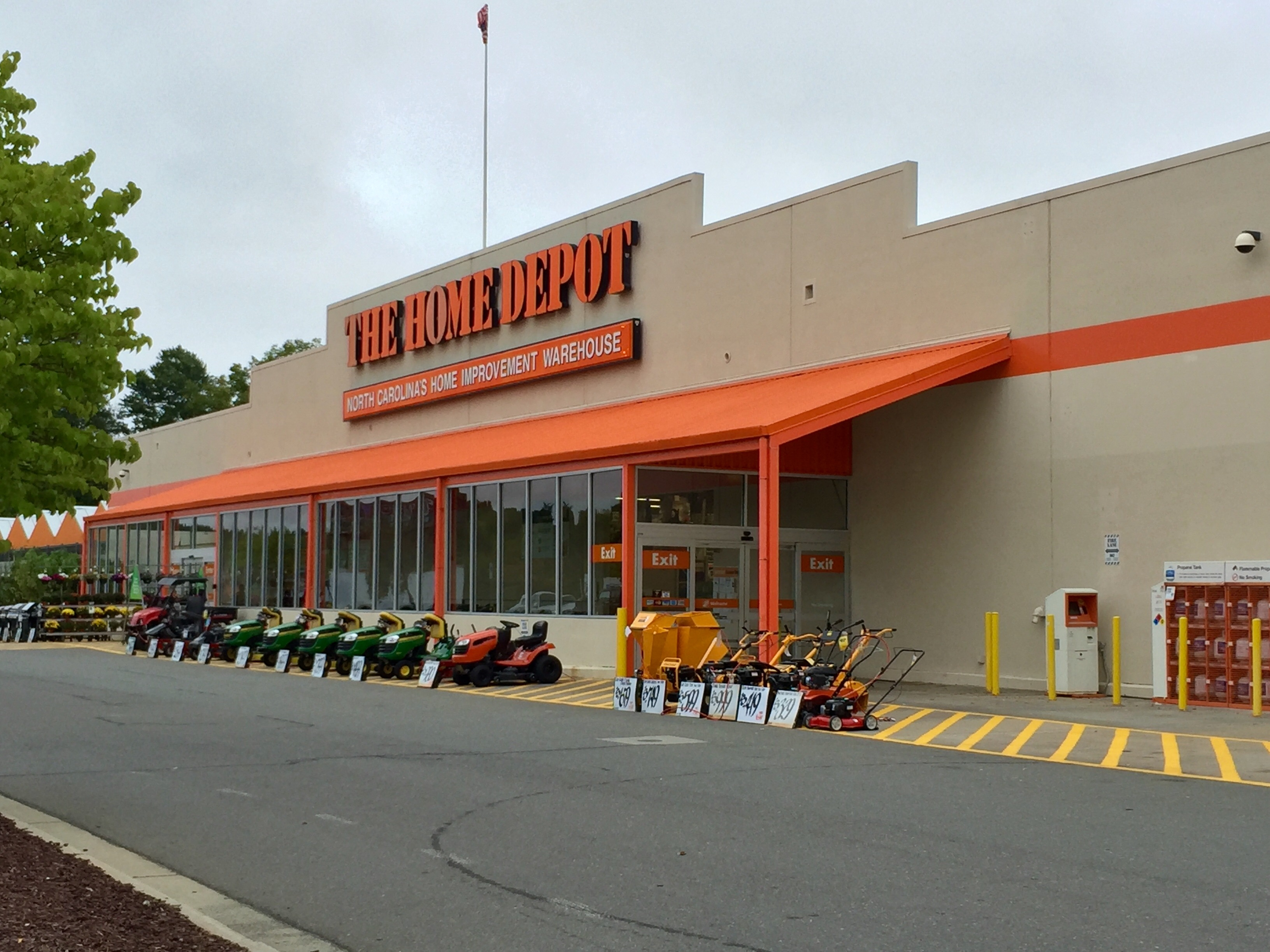 Home Depot Hours Winston Salem