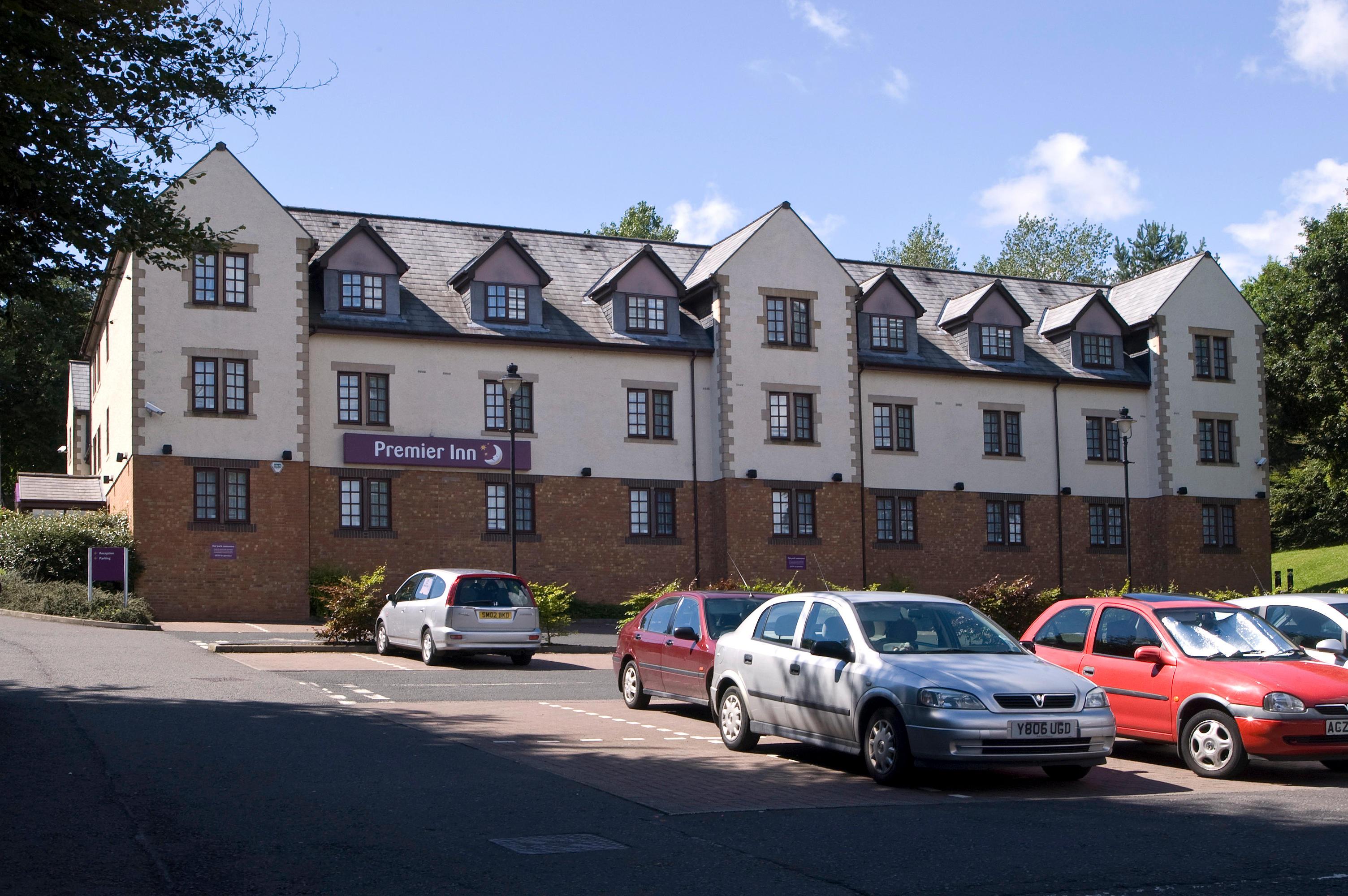 Premier Inn Glasgow Bearsden hotel