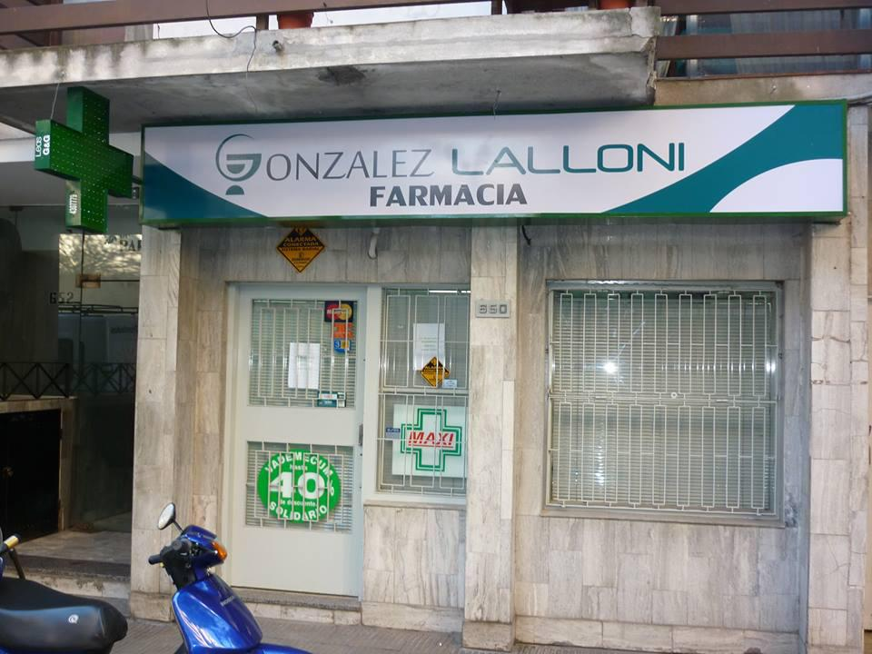 FARMACIA GONZALEZ LALLONI