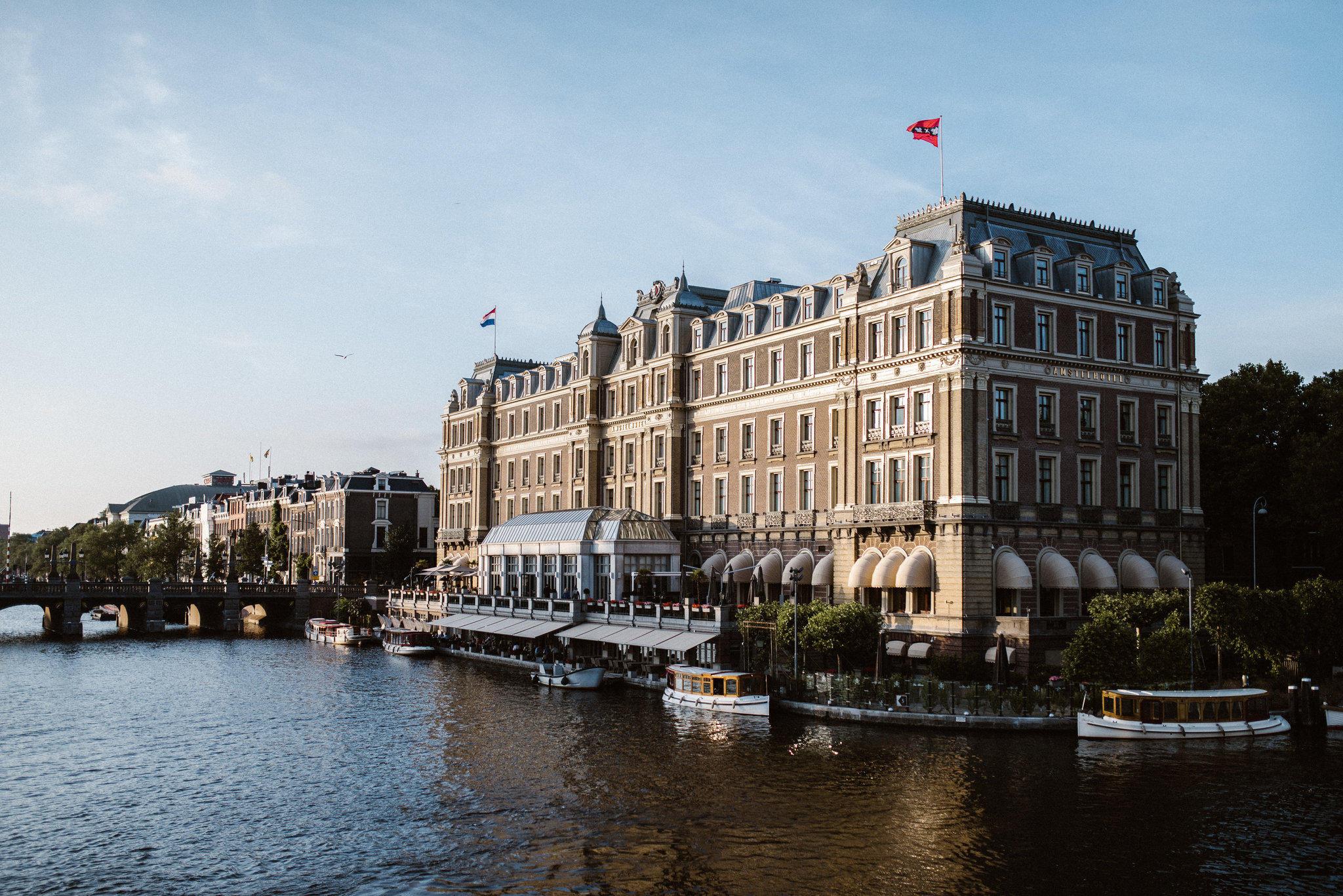 InterContinental Amstel Amsterdam, an IHG Hotel