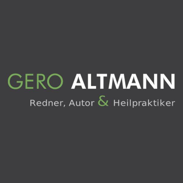 Gero Gilbert Altmann