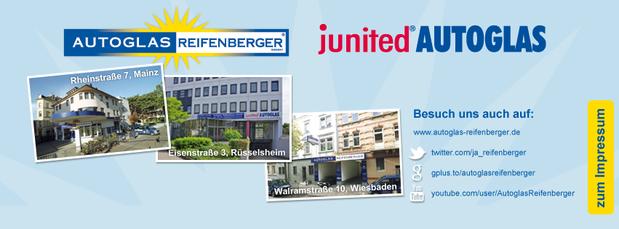 Kundenbild klein 1 Autoglas Reifenberger GmbH