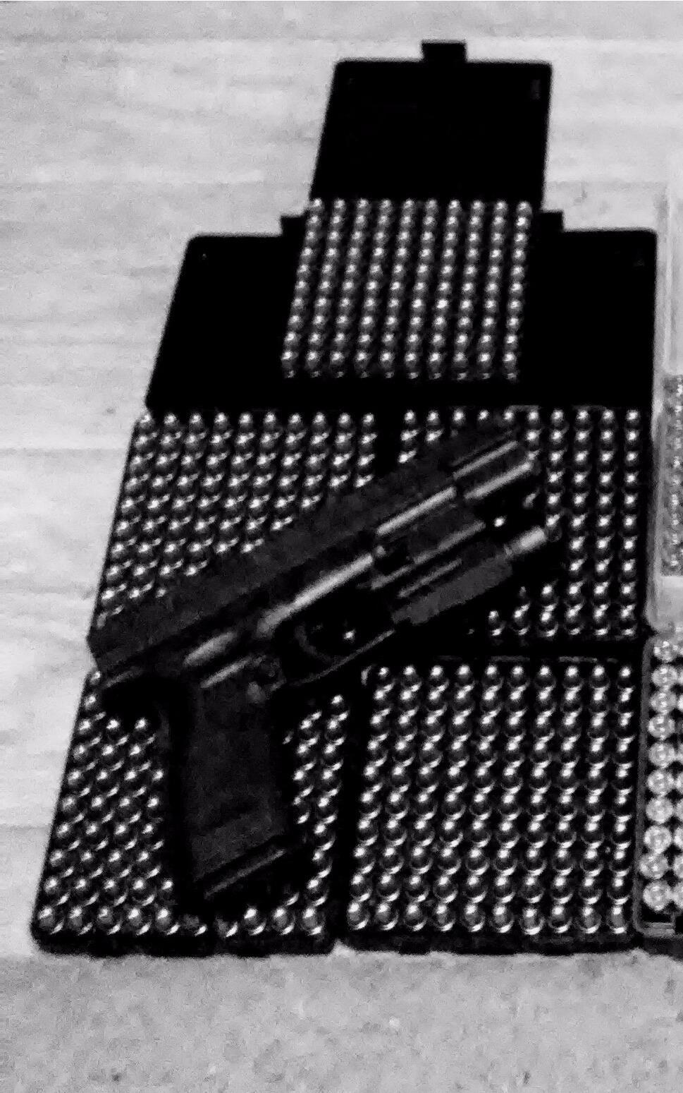 Semi-Automatic Pistols