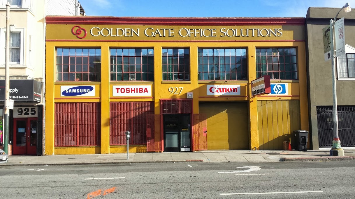 Golden Gate Office Solutions In San Francisco Ca Whitepages