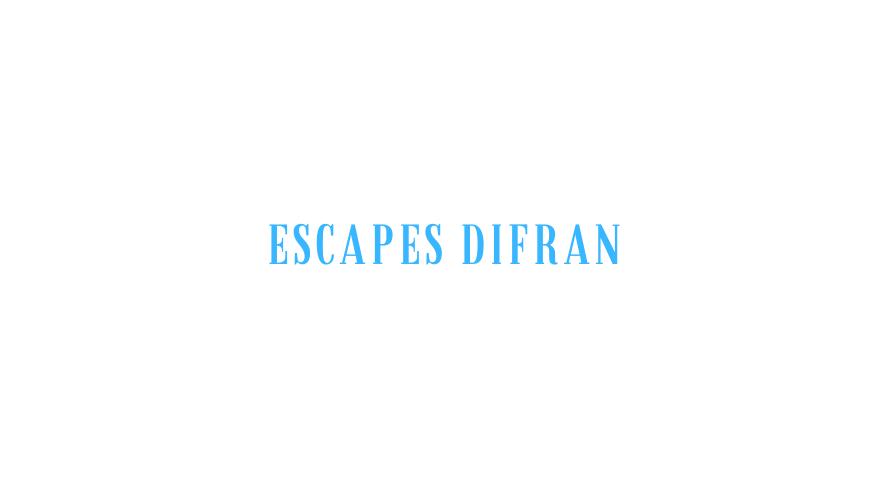 ESCAPES DIFRAN - FABRICA - COLOCACION Y VENTA
