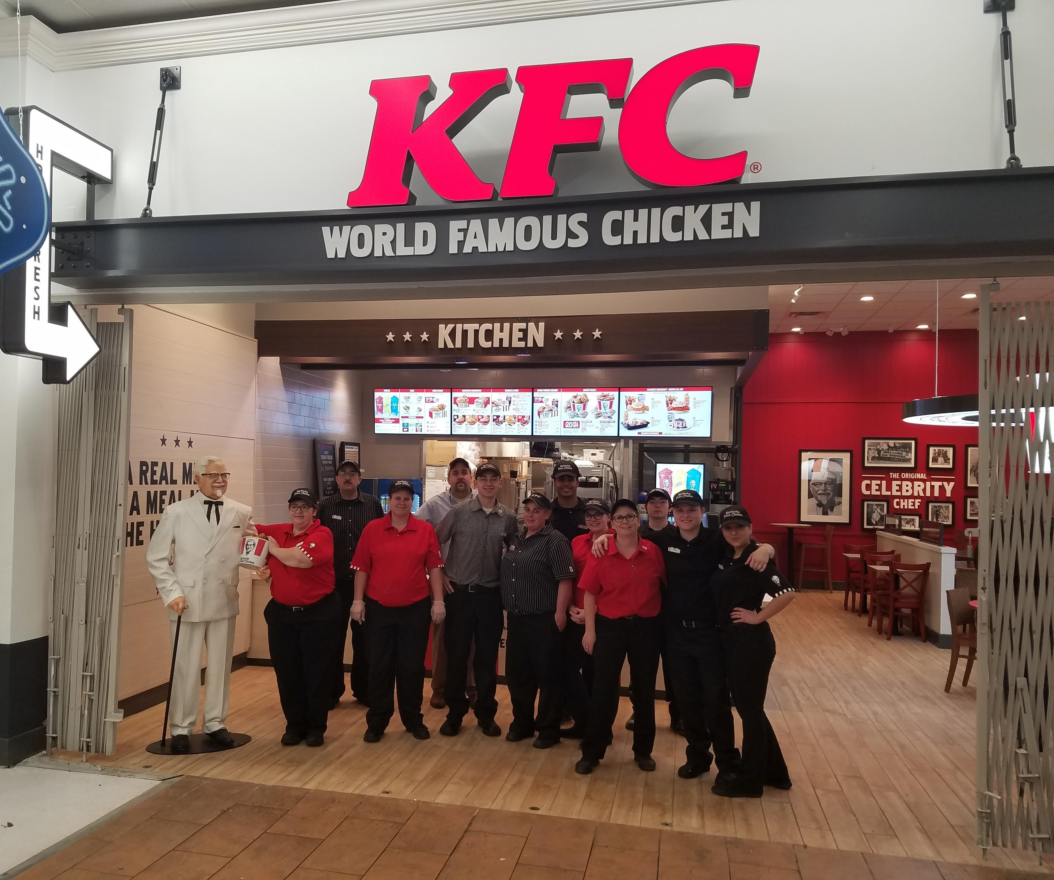 Chicken Restaurant in PA Cranberry 16066 KFC 20245 Route 19  (570)209-9150