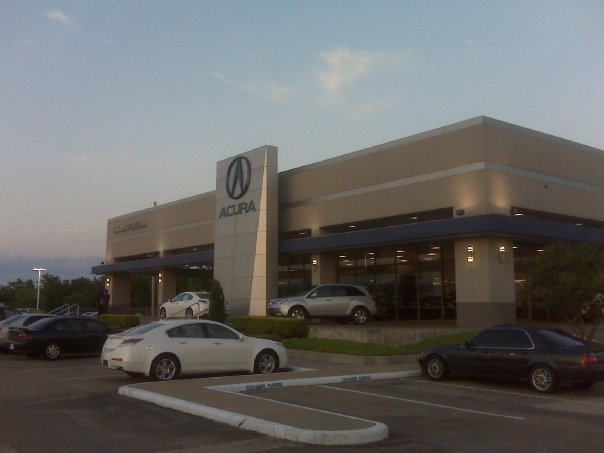 Sterling McCall Acura in Houston TX